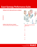 Exact Synergy Performance Suite