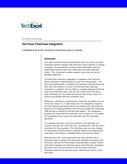 DevTrack / ClearCase Integration