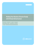 Making Your Business Disaster Ready with Virtual Infrastructure