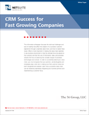 CRM Success for Fast Growing Companies
