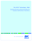 The VITA Advantage - Mergers and Acquisitions