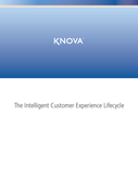 The Intelligent Customer Experience Lifecycle