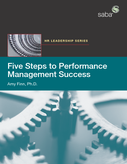 Five Steps to Performance Management Success