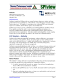 SPIView: NetSuite Edition for Services Companies
