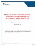 The Benchmark Edge for Successful Sales Execution