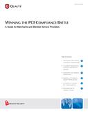 Winning the PCI Compliance Battle