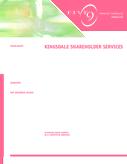 Kingsdale Shareholder Services