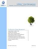 Benefits of Power Management