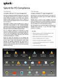 Splunk for PCI Compliance