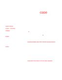 Saba Case Study - Nissan