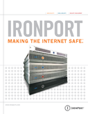 Ironport Corporate Brochure