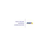 PostX Secure Business Communication