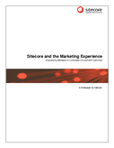 Sitecore and the Marketing Experience