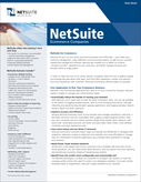 NetSuite Ecommerce Edition