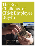 The Real Challenge of CRM: Employee Buy-In