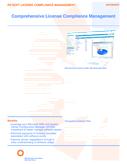PS'Soft License Compliance Management