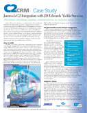Jameco's C2 Integration with JD Edwards Yields Success