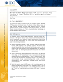 Worldwide ERP Applications 2006 Vendor Shares