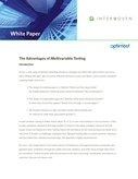The Advantages of Multivariable Testing