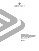 Extending TIBCO BusinessConnect Server Using E2Open Software On Demand for Multi-Company Process Management