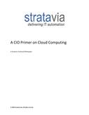 Primer on Cloud Computing