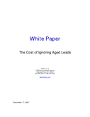 The Cost of Ignoring Aged Leads