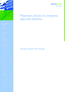 Fibermark unlocks its enterprise data with QlikView
