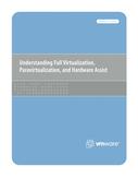 VMware Paravirtualization