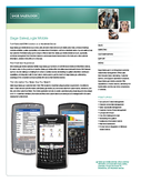 Sage SalesLogix Mobile Brief v5