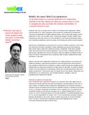 Qualys Case Study - WebEx