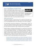 Ptak, Noel & Associates Commentary